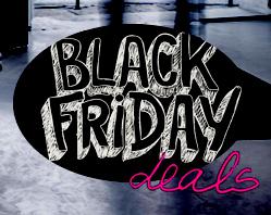 Black Friday hos Spotlight