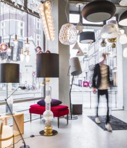 Spotlight Butik i København