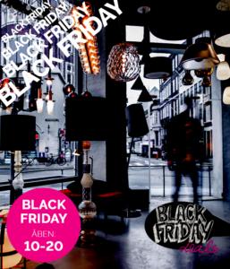 Black Friday 2017 hos Spotlight