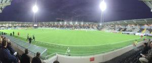 Spotlight BIZ projekt, stadium