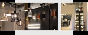 Besøg 2. salen i lampebutikken hos Spotlight