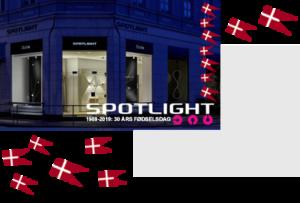 Spotlight fylder 30 år