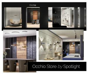 Occhio Store by Spotlight i Aarhus